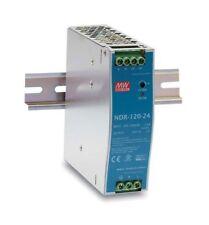 MeanWell NDR-120-48 Hutschienennetzteil 120W 48V/2,5A DIN-Schienen Netzteil