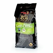 Schirmer Transfair Bio Café Creme 1Kg Arabica-Kaffeebohnen Fairtrade