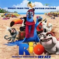 Rio: Music From The - Soundtrack (NEW CD)