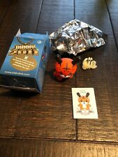Dunny Kidrobot 2011 Series Ken the Mysterious Tiger Squink W/ Box, Foil, Card
