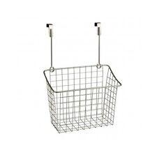 Over Door Storage Rack Cabinet Large Basket Kitchen Home Closet Organizer Holder