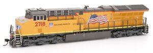 Intermountain 497104-09 HO ET44AC DCC ESU LokPilot Union Pacific #2670