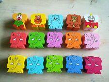 Zimbbos replacement piece Stacking Elephant Wood Educational Block Game u choose