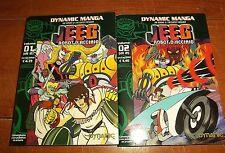 JEEG ROBOT D'ACCIAIO - Serie Completa 1/2 - Ed. Dynamic