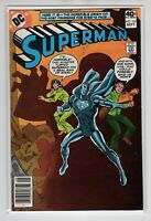 Superman Issue #339 DC Comics (Sept. 1979) VF-