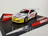 SCX Scalextric Slot Ninco 50304 Porsche 911 GT3-R Alex Job - McKenna