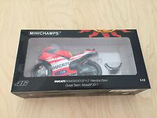 Ducati Desmosedici GP11.2 2011 Moto GP Rossi Minichamps 1/12