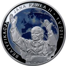 Poland / Polen - 20zl Beatification of John Paul II - 1 May 2011