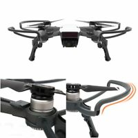 Drone 4X Propeller Guards with Foldable Landing Gears Stabilizers For DJI SPARK