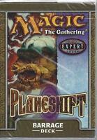 Magic The Gathering CCG Planeshift Barrage Sealed 60 Card Deck