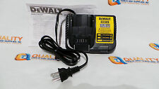 New DeWalt DCB112 12 Volt & 20 Volt Max Li-Ion Battery Charger