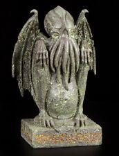 Cthulhu Figur - Fantasy Gothic Außerirdischer Dämon Chimäre H.P. Lovecraft
