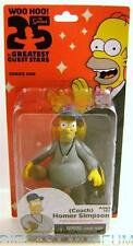 HOMER COACH THE SIMPSONS 25 OF THE GREATEST GUEST STARS ACTION FIGURE 2014 RARE