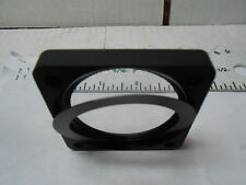 3031  BEZEL METER WITH GLASS,RING  NEW OLD STOCK