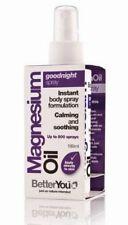 BetterYou Magnesium Oil 100ml Goodnight Spray Sleep