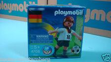 Playmobil 4708 Germany soccer player playmobile Geobra toy NEW box MIBNO 109