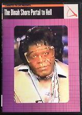 The Dinah Shore Portal to Hell DVD Shatner James Brown Travolta WEIRD CULT RARE!