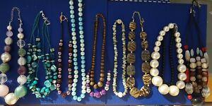 Job Lot Necklaces