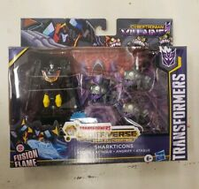 SHARKTICONS ATTACK Transformers Cyberverse Battle Cybertron Hot Rod Hasbro 2020