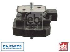 Mounting, manual transmission for BMW FEBI BILSTEIN 103117