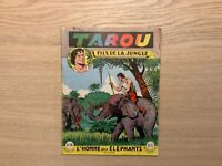 Tarou fils de la jungle n°19. ARTIMA. 1955