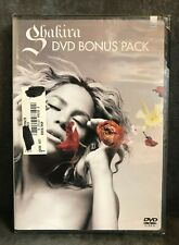 Dvd Bonus Pack - Shakira Oral Fixation Volume 2 - 2005
