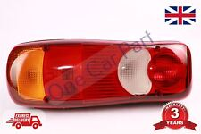 REAR TAIL LAMP FIAT DUCATO IVECO MASSIF 4X4 LH Left Hand