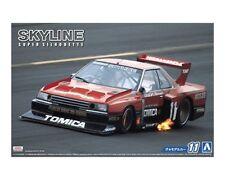 Aoshima KDR30 Nissan Skyline Super Silhouette. Escala 1:24