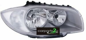 TO SUIT BMW 1 SERIES E87 5 DOOR  HEAD LIGHT 10/04 to 05/07 RIGHT