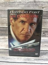 Air Force One (DVD, 2005) Harrison Ford President Airplane Action Film NEW