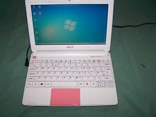 "Pink Acer Aspire One HAPPY2- 10.1"" - Atom N570 - 2 GB RAM - 250 GB HDD"