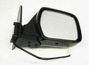 Door/Wing Mirror Black Electric RH OS For Toyota Landcruiser HDJ80 4.2TD 90-98