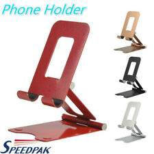 Universal Folding Adjustable Desk Cell Phone Tablet Holder Stand Brackets