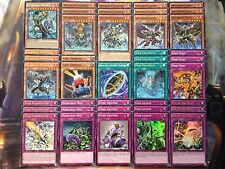 Yugioh Tournament Ready To Play Infernoid 40 card Deck Onuncu Patrulea Void NM