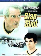 Slap Shot DVD, Paul Newman, Michael Ontkean, Strother Martin, Jennifer Warren, L