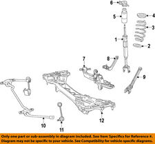 Dodge CHRYSLER OEM 13-16 Dart Rear-Upper Control Arm 5090090AD