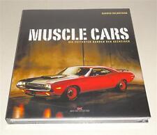 Muscle Cars - Die fetten Karren der Sechziger - Camaro / Mustang / Challenger