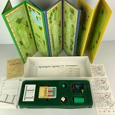 Fore The Golf Board Game Vintage Retro 1987 Complete Fun Sports Oneliner