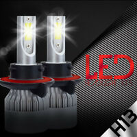 XENTEC LED HID Headlight kit H13 9008 White 2016-2016 Chevrolet Cruze Limited