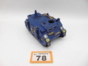 Warhammer 40,000 Space Marines Rhino / Razorback 78-559