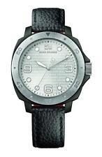 HUGO BOSS Armbanduhren aus Edelstahl mit 12-Stunden-Zifferblatt für Damen