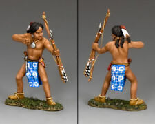 Painted Lead Toy Soldiers 1 Indian