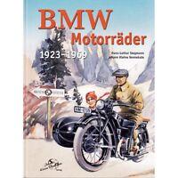 BMW Motorräder 1923-1969 Geschichte Modelle Typen Baureihen Tabellen Daten Buch