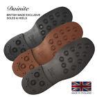 Dainite Shoe Soles  Heels British Made Sole 3 colors, 1 pair  heels