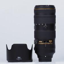 Nikon AF-S Nikkor 70-200mm F/2.8e FL Ed VR objetivo
