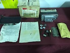 NOS 1969 PONTIAC CATALINNA , EXECUTIVE , BONNEVILLE AM RADIO KIT GM 988576