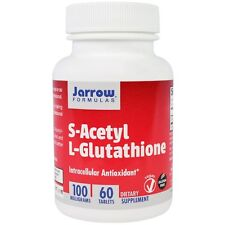 S-Acetyl L-Glutathione, 100 mg, 60 Tablets