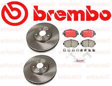 Genuine Brembo FRONT Brake Rotor Pad Kit Lexus GS300 GS400 GS430 IS300 SC430
