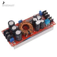 1200W 20A DC Step-up Converter Boost car Power Supply Module 8-60V 12v-83V 24v