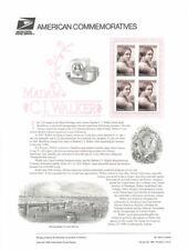 #533 32c Madam C. J. Walker #3181 USPS Commemorative Stamp Panel